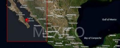 SISMO BAJA CALIFORNIA 25 DE SEPTIEMBRE 2012