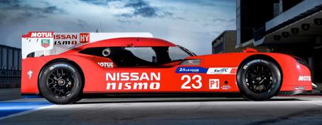 Nissan Explains GT-R LM