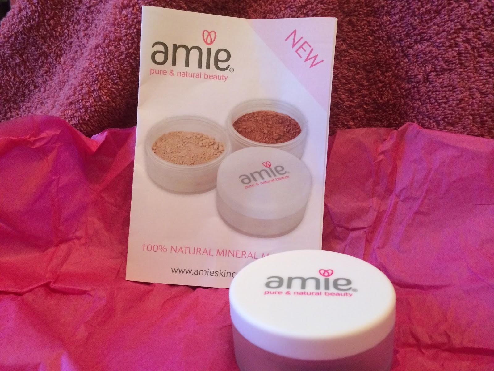 Amie Mineral Bronzer – Sun Bronzed