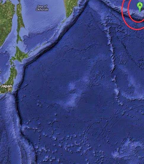 Magnitude 5.3 Earthquake of Little Sitkin Island, Alaska 2014-09-10