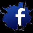 Pitacos da Dê no Facebook