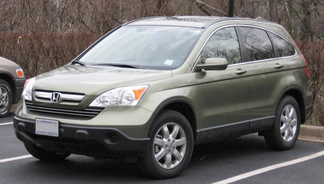 Honda CRV Poderoso y Eficiente