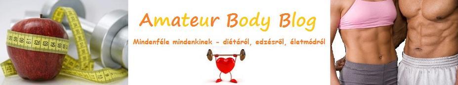 Amateur Body Blog