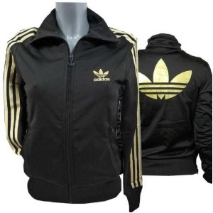 La chaqueta adidas color