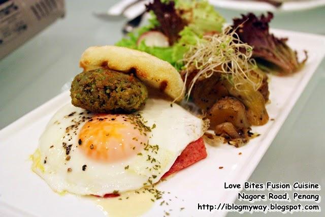 Love Bites Fusion Cuisine @ Nagore Road, Penang
