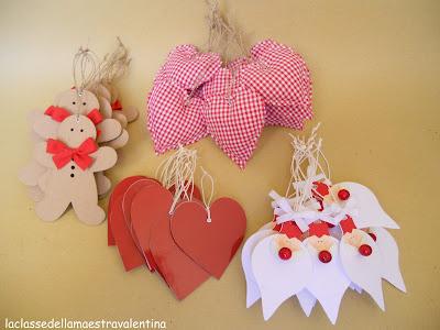 La classe della maestra valentina il mercatino della for Maestra gemma lavoretti natale