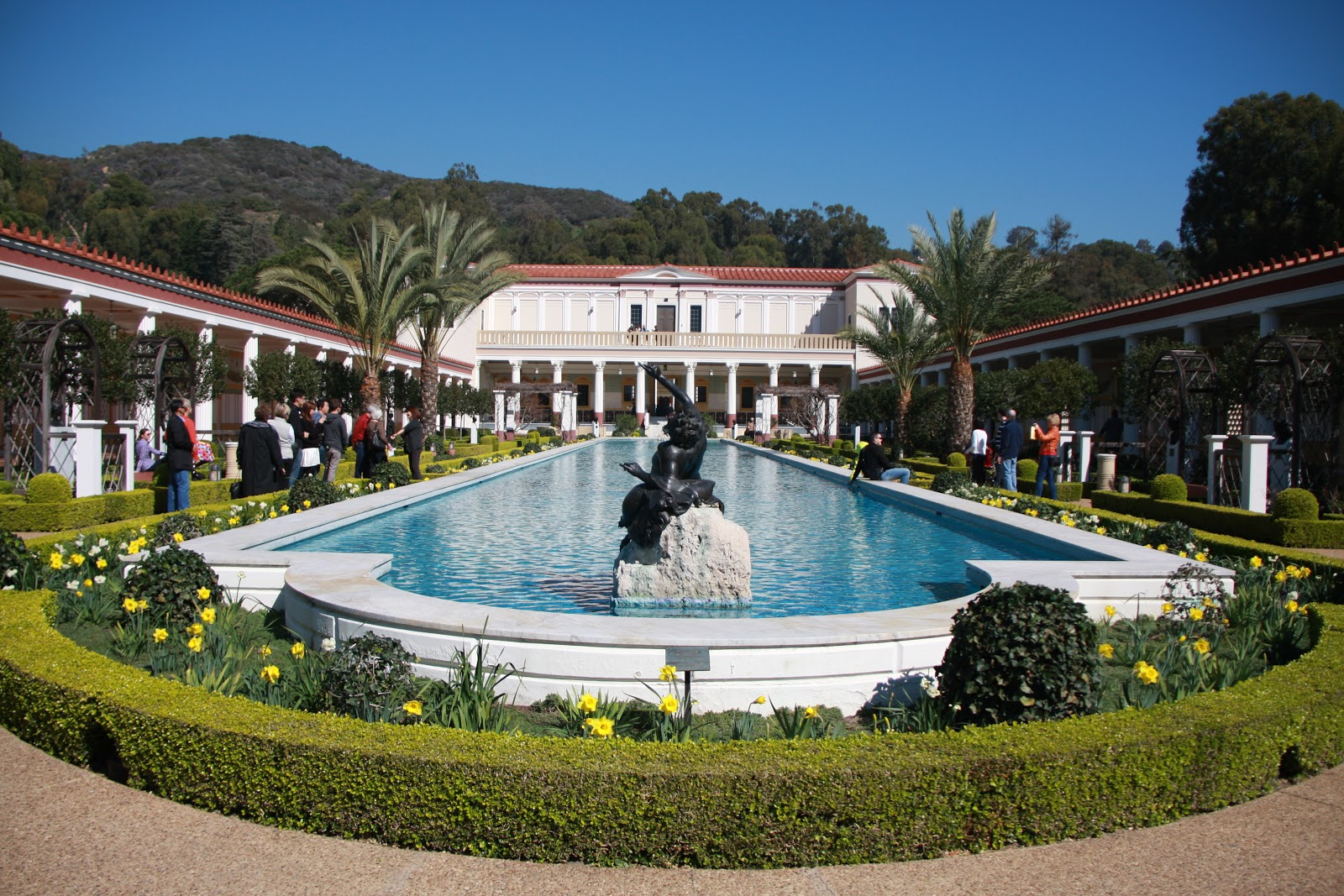 Need Greating In Nicarauga The Getty Villa L A