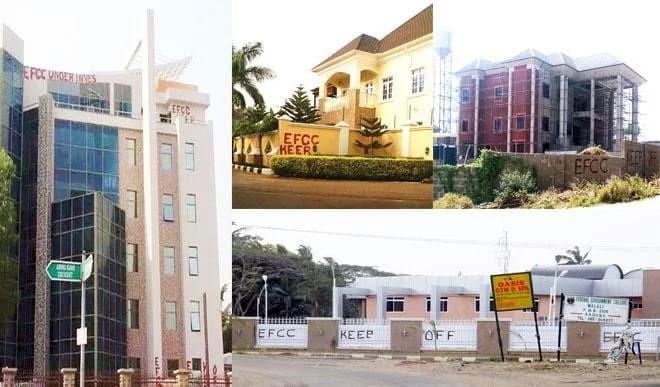 EFCC Confiscates Dasuki's Kaduna Mansion Amid A Birthday Party On Sunday (Photos)