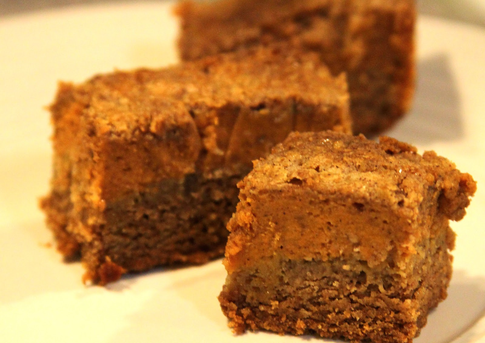 Our Family Bistro: Pumpkin Pie Bars