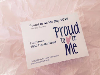 Proud To Be Me Day 2015