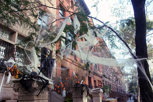 halloween decor america new york