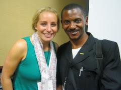 Livestrong assembly 2012, Austin/Texas-USA Rebekkah and Dr Mateus