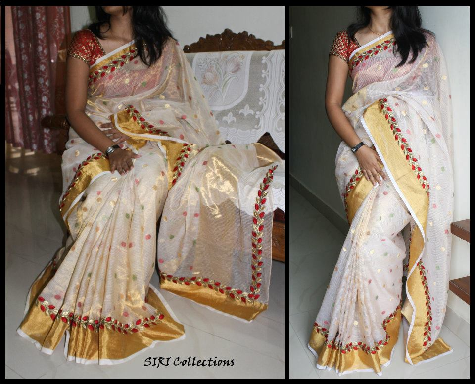 how to make a sari blouse pattern