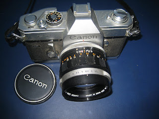 Canon  FT  1970