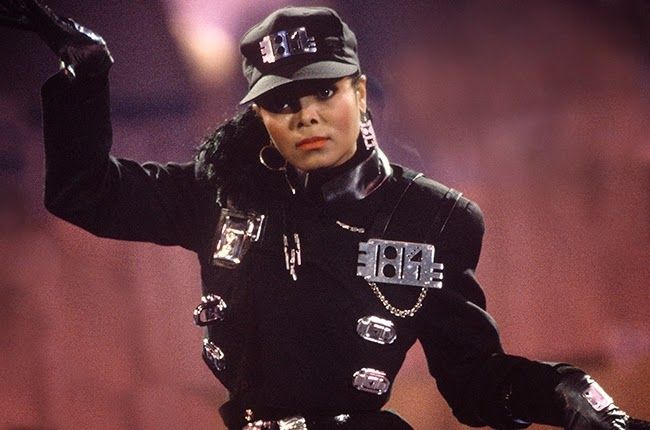 Happy Halloween - Beyonce Dresses As Janet Jackson, Blue ...