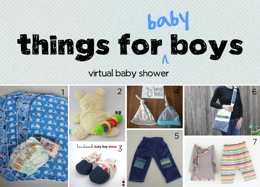bubala: Things for Baby Boys (A Virtual Baby Shower ...