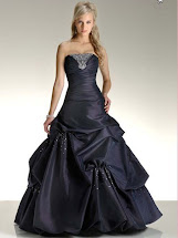 Beautiful Long Black Prom Dresses