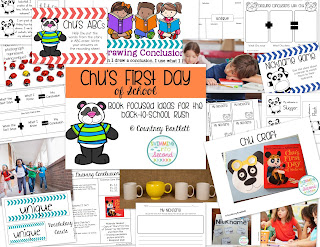 https://www.teacherspayteachers.com/Product/Back-to-School-Minilesson-Pack-for-Chus-First-Day-of-School-2000813