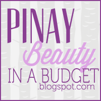 Pinay Beauty in a Budget