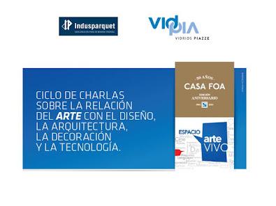 CICLO DE CHARLAS EN CASA FOA
