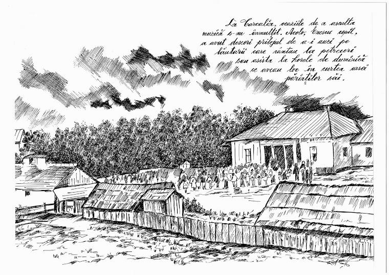 Carcalia lui Enescu