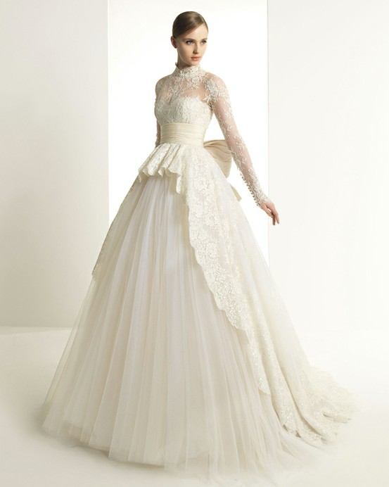 Musings of a bride: RETRO CLASSIC BRIDAL GOWNS