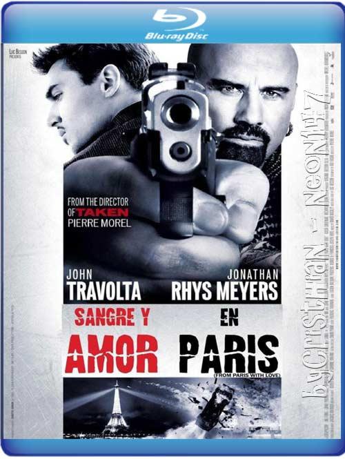 Sangre y Amor en París (ONLINE) (Español Latino) (BRrip) (2010)