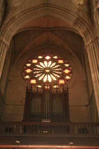 Orgue de l'église St Roch de Montpellier