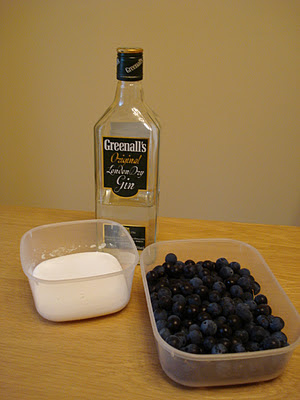 how to make a sloe gin fizz