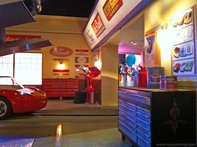 Radiator Springs Racers Break Down Doc Cars Land DIsney