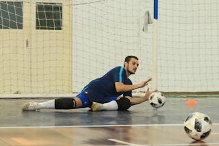 Como treinar as Características do Goleiros no Futsal