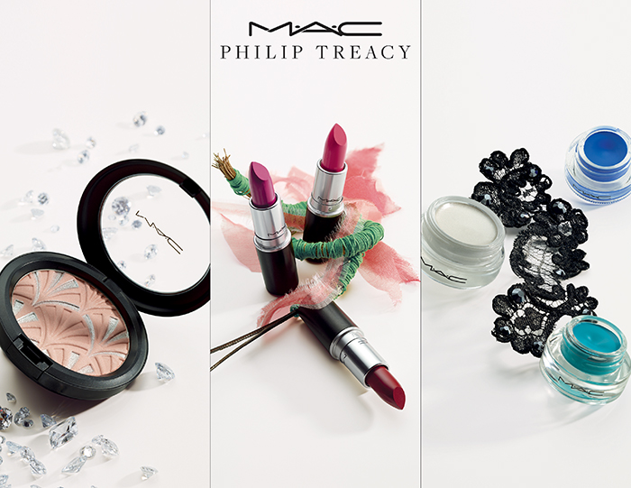 MAC Philip Treacy Collection 2015