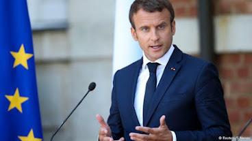 FRANÇA | Para Macron, é tudo ou nada