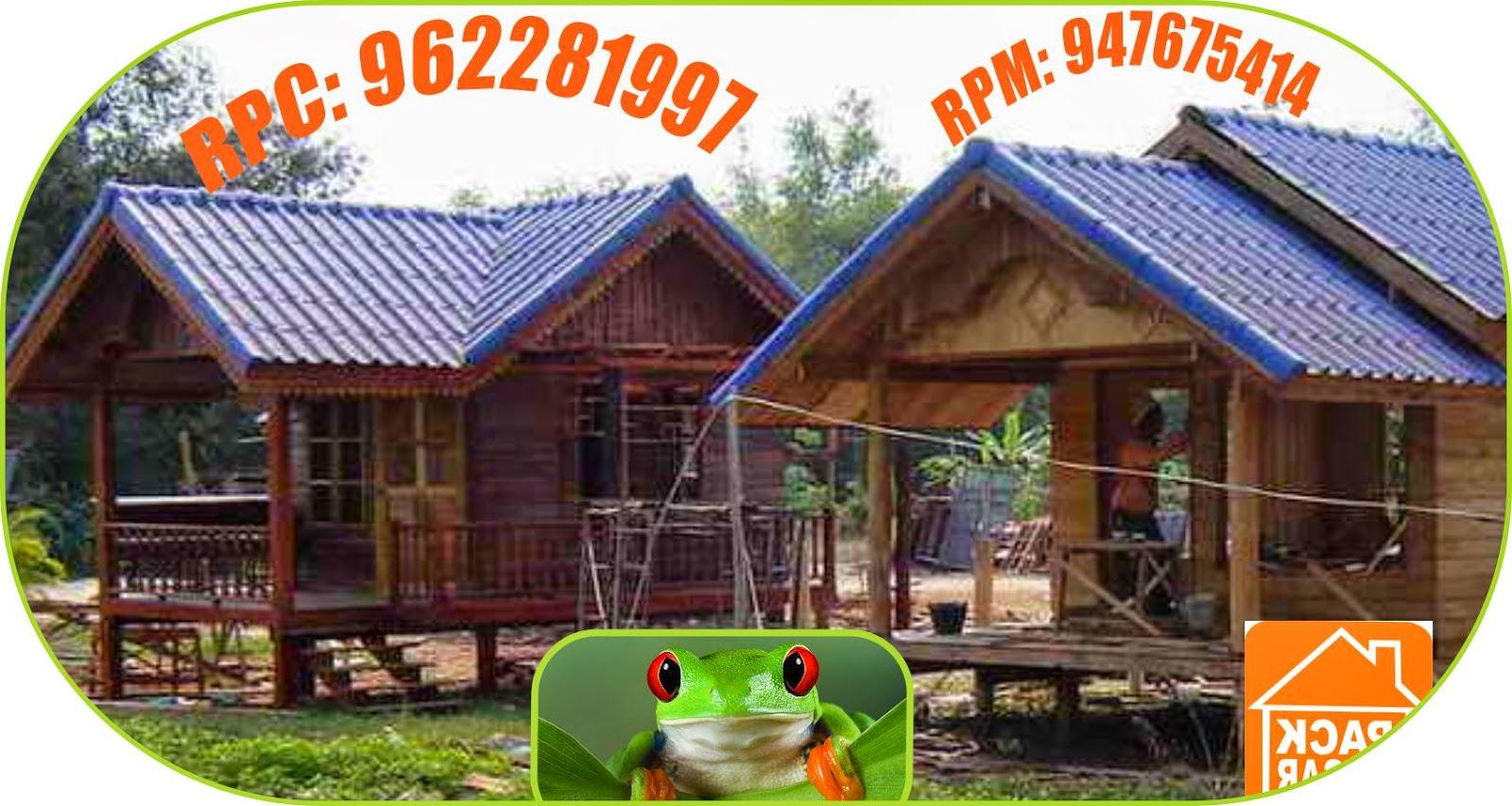 Club esparcimiento campestre bungalows caba as hotel campo - Bungalows de madera prefabricadas precios ...