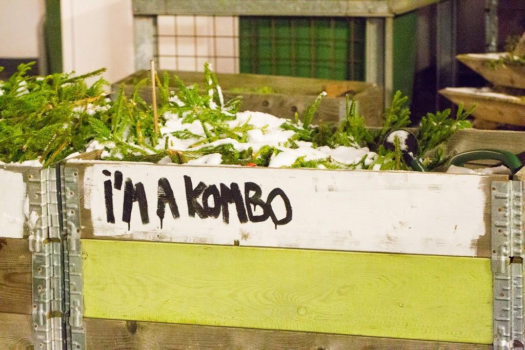 I'm a kombo