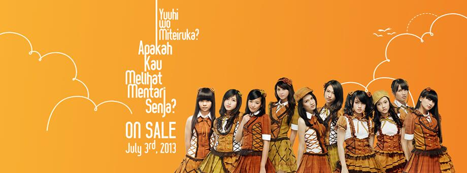 JKT48  CD Single Yuuhi wo Miteiruka ? Mp3 PV Review Download