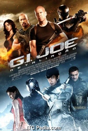 G I Joe Retaliation (2013) TS x264 - MaxPc