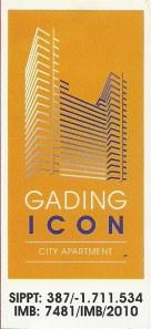 Gading Icon Apartemen
