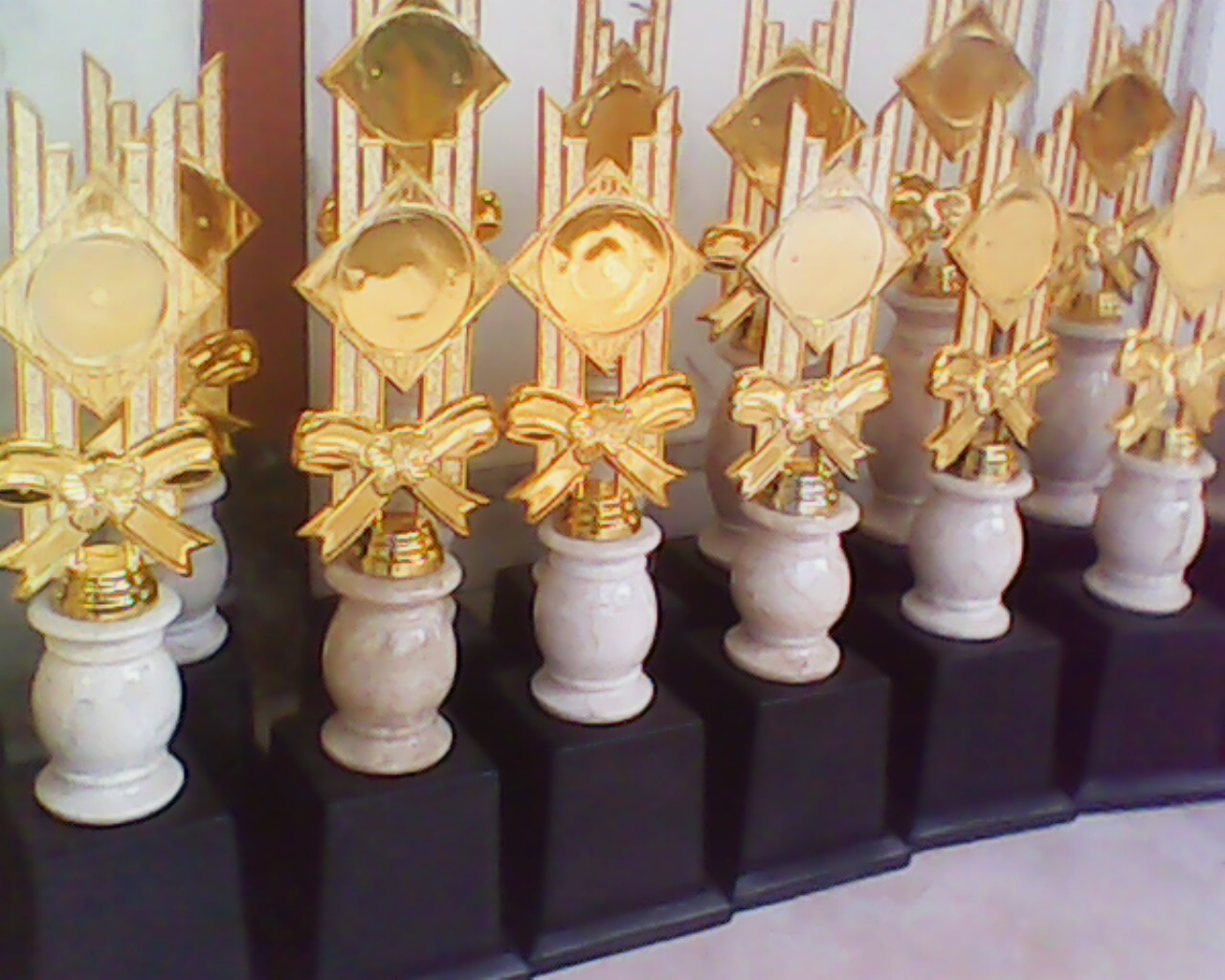 Trophy Onix / Piala Marmer Dari Sigma Trophy