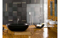 Pretty Modern Bathrooms With Traditional Touch From Neutra