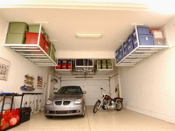 Conseils D Co Et Relooking Stockage De Garage Des Id Es Idee De Rangement  Garage With Ide Rangement Garage
