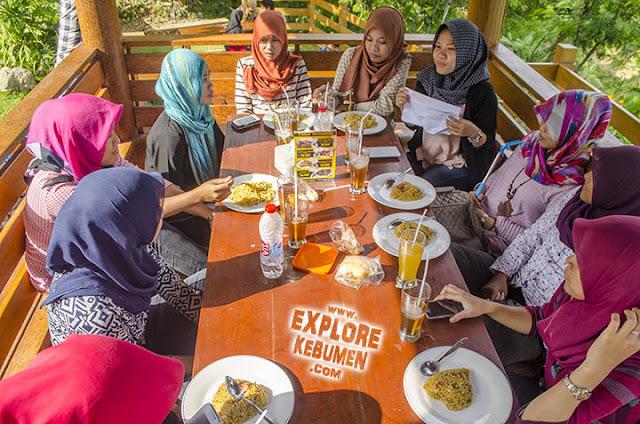 Restoran Jembangan View Kebumen
