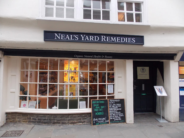 Neal's Yard Remedies, Low Petergate, York