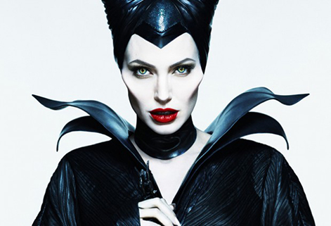 Halloween makeup ideas Maleficent