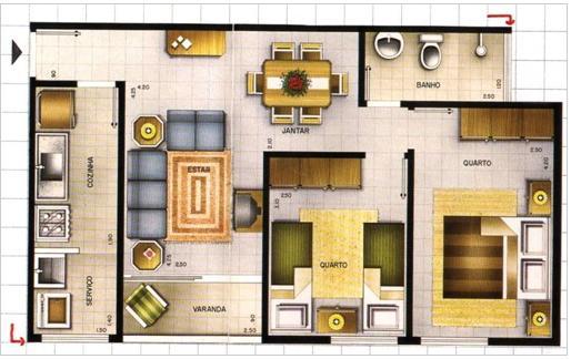 Planos de casas modelos y dise os de casas como realizar for Un plano de una casa
