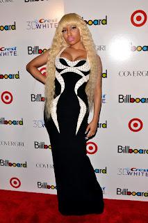 Hottest Celebrities, Nicki Minaj