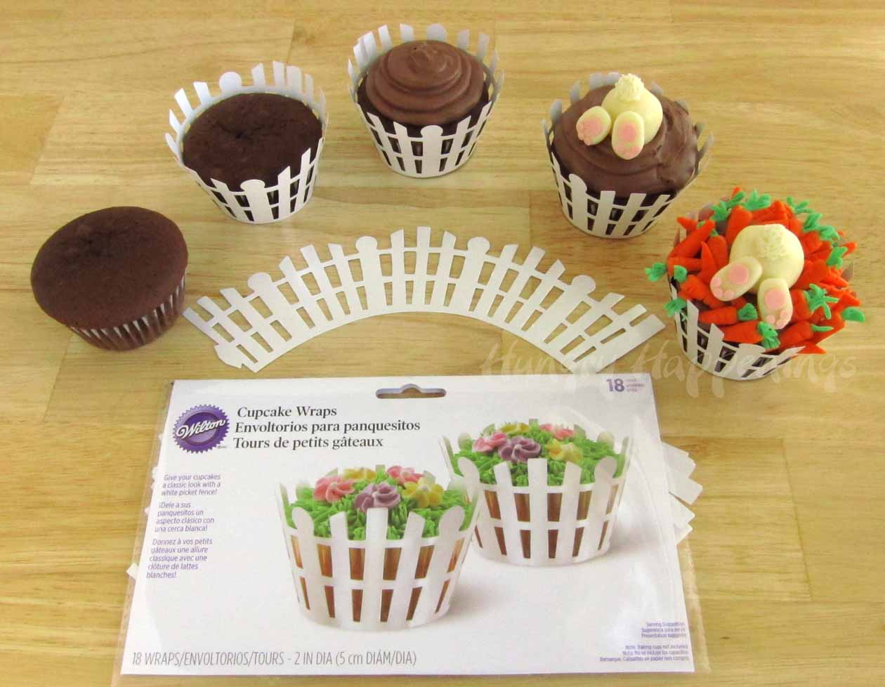 Ravenous Rabbit Cupcakes - Hungry Happenings Easter Recipes
