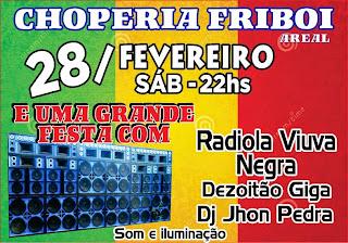 Radiola Viuva Negra.