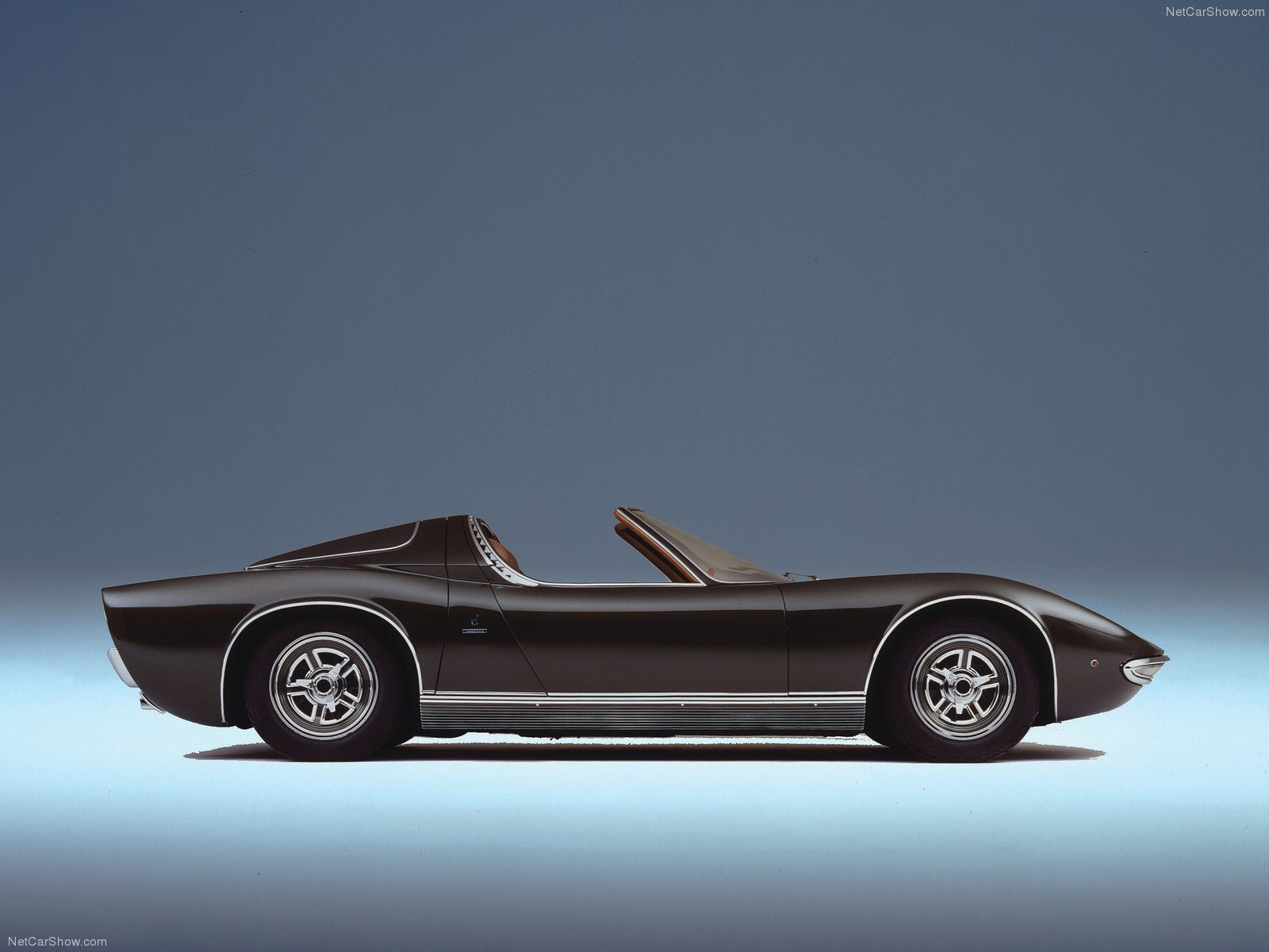 Hình ảnh siêu xe Lamborghini Miura Roadster 1968 & nội ngoại thất