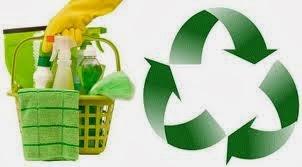 Productos de limpieza respetuosos del medio ambiente